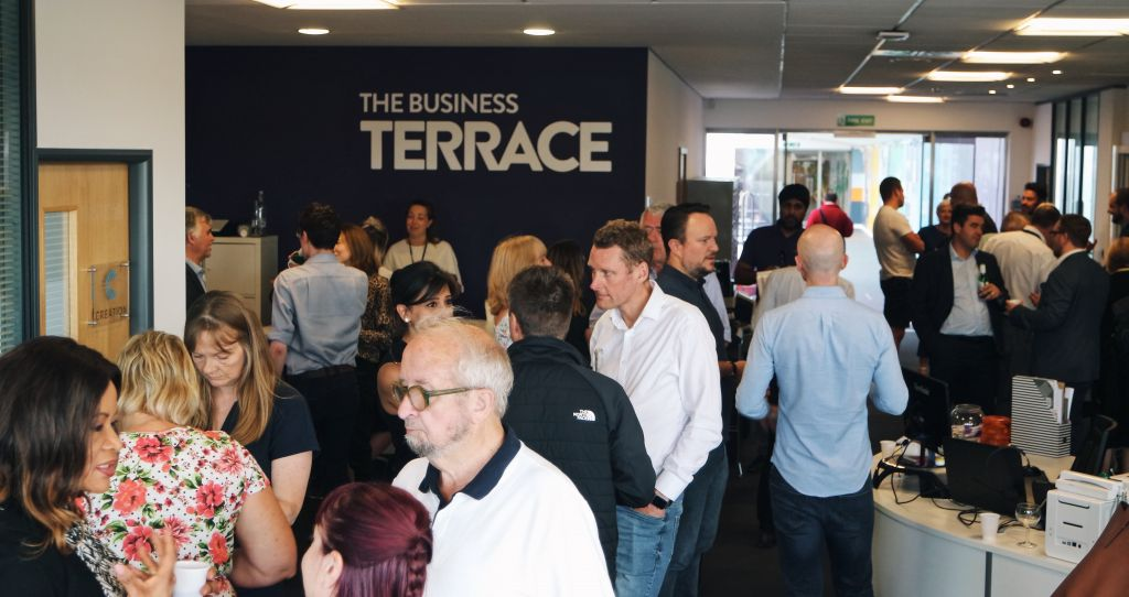 Business Terrace supports Maidstone as Business Capital of Kent