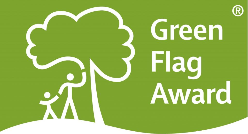 MBC celebrates as four of its parks win Green Flag Award image