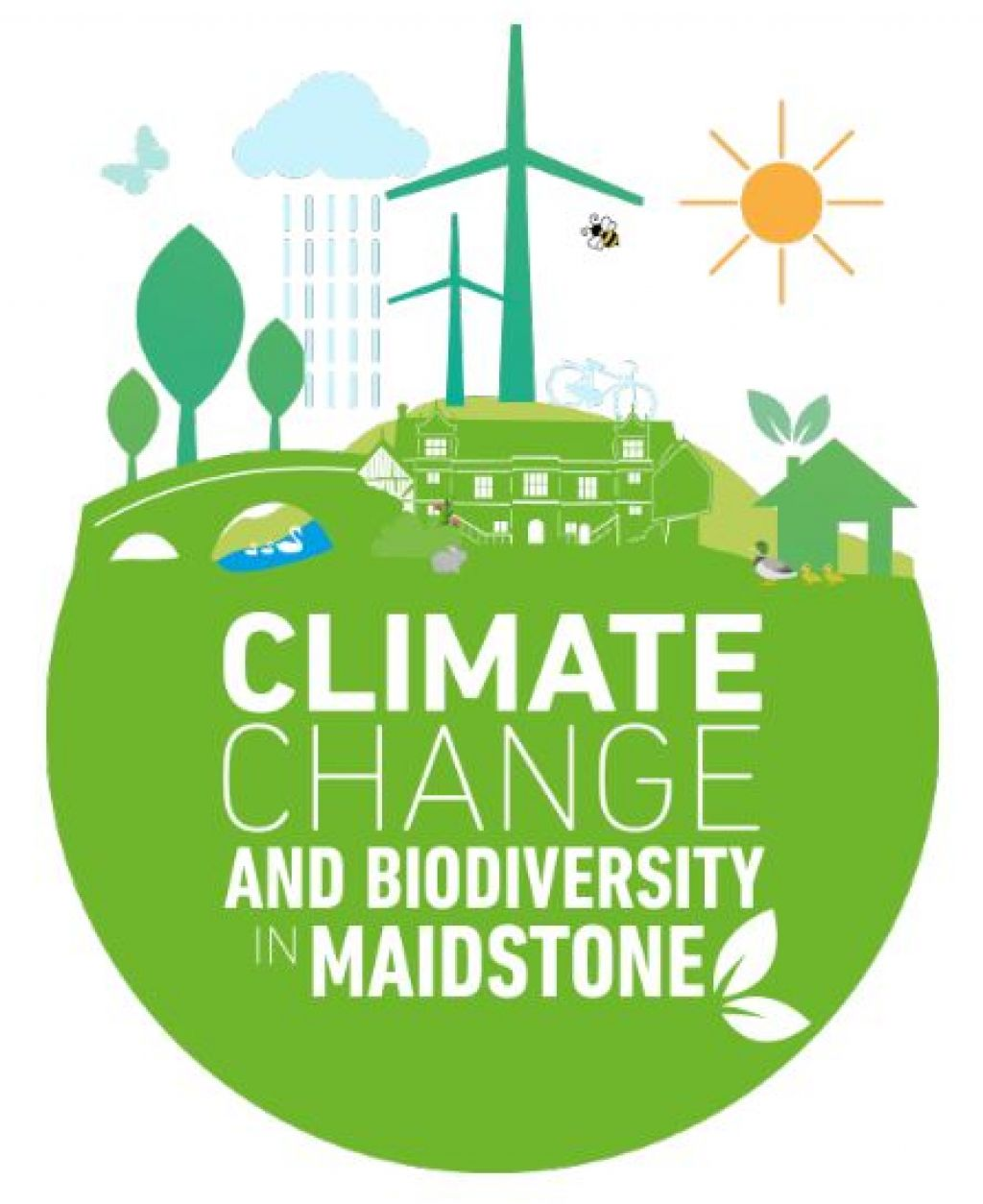 Maidstone Council launches Biodiversity and Climate Change Action Plan image