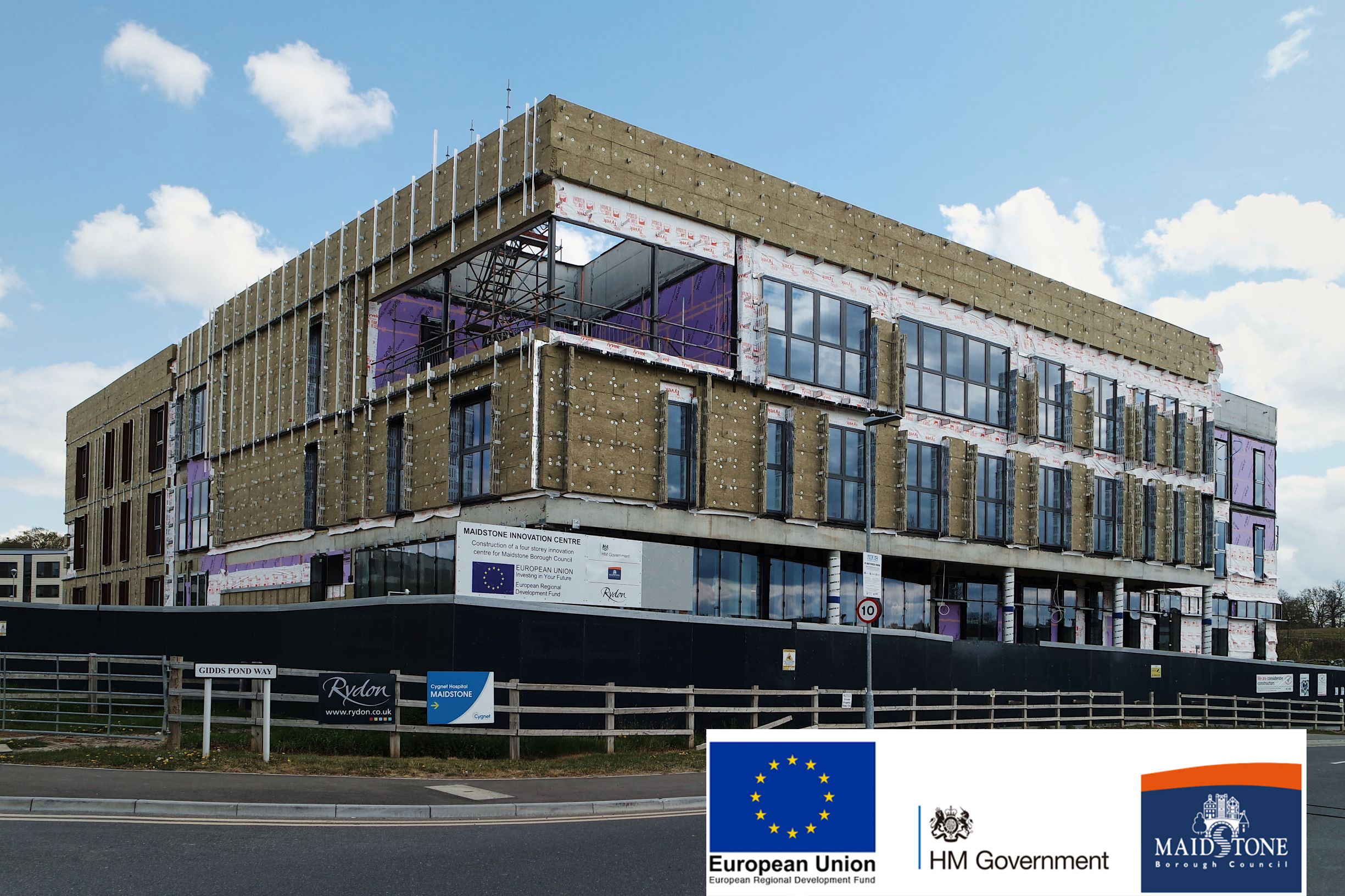 Maidstone Innovation Centre to be first in world to use revolutionary virtual receptionist tech