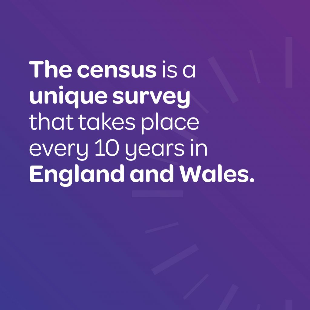 MBC working with ONS to deliver a successful Census 2021 image