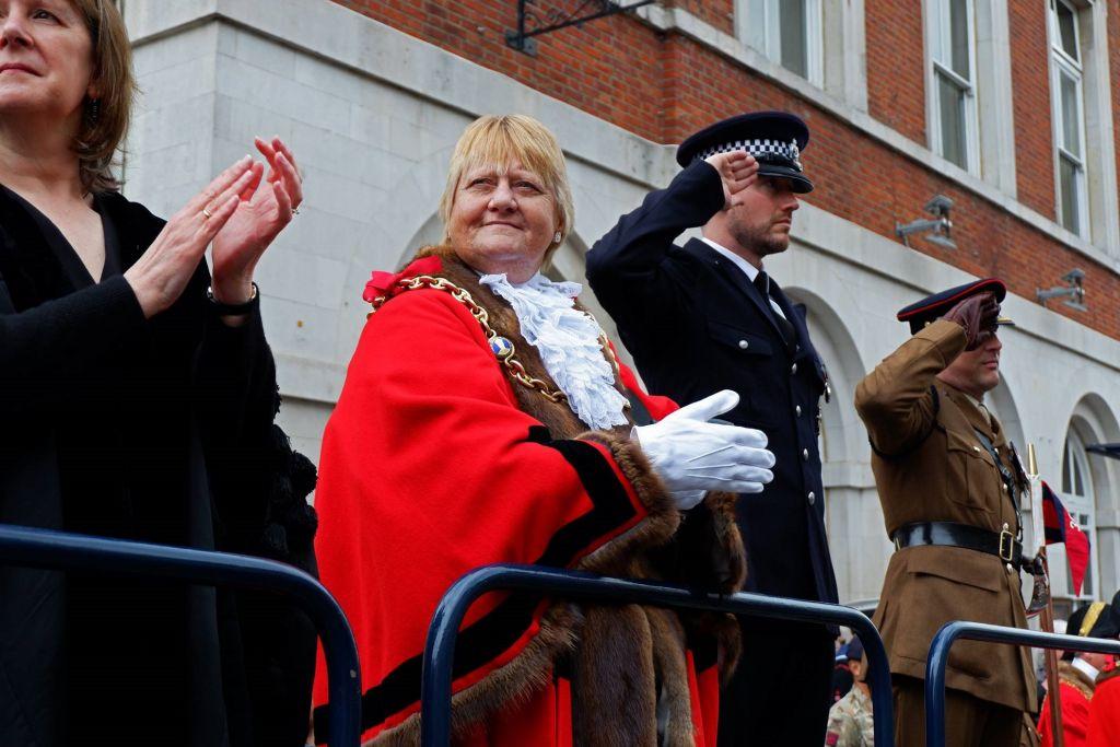 Maidstone has a new Mayor