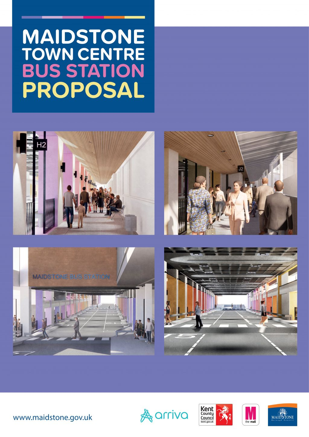 MBC invites you to have their say on the  new look Bus Station  image