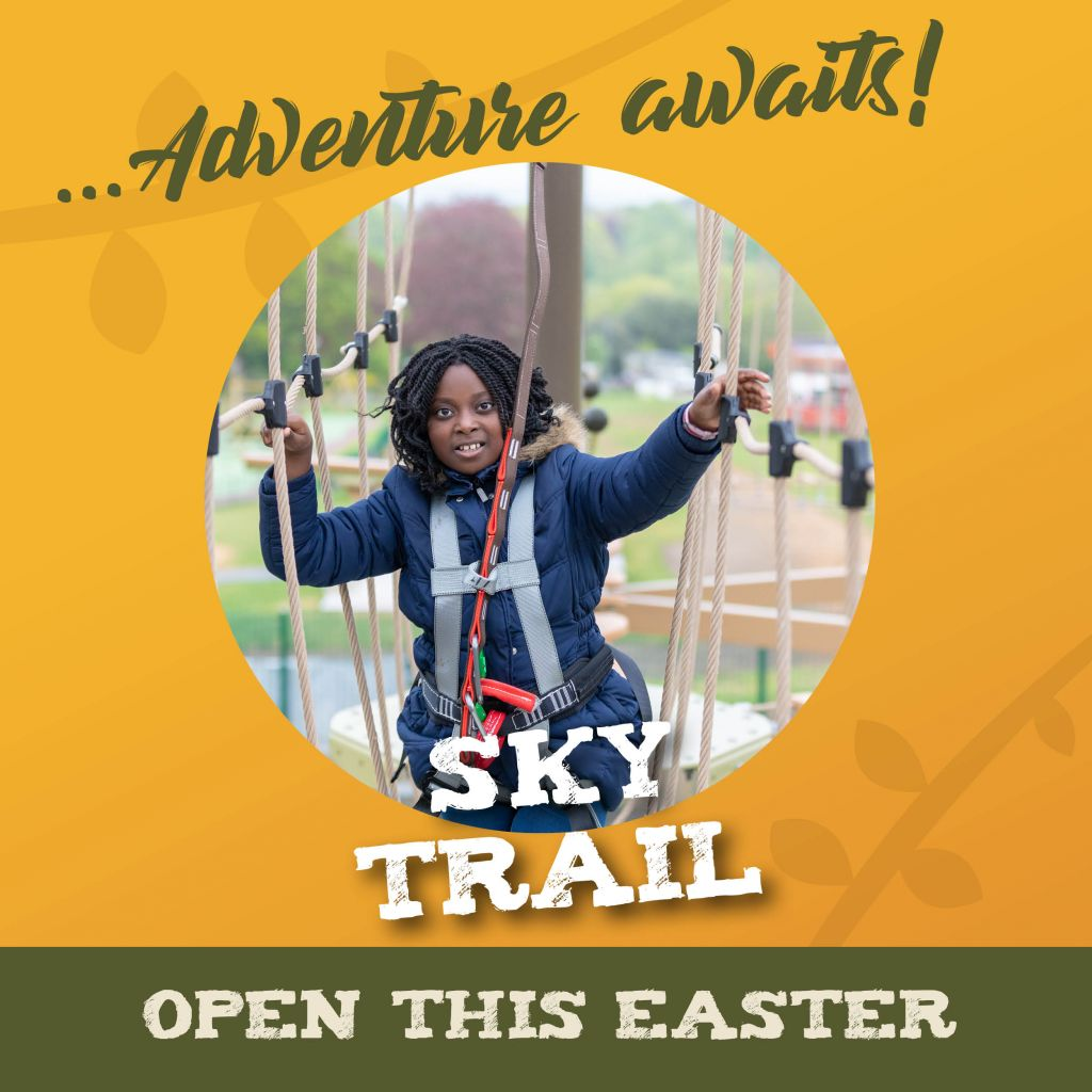Mote Park's Outdoor Adventure reopening in time for Easter   image