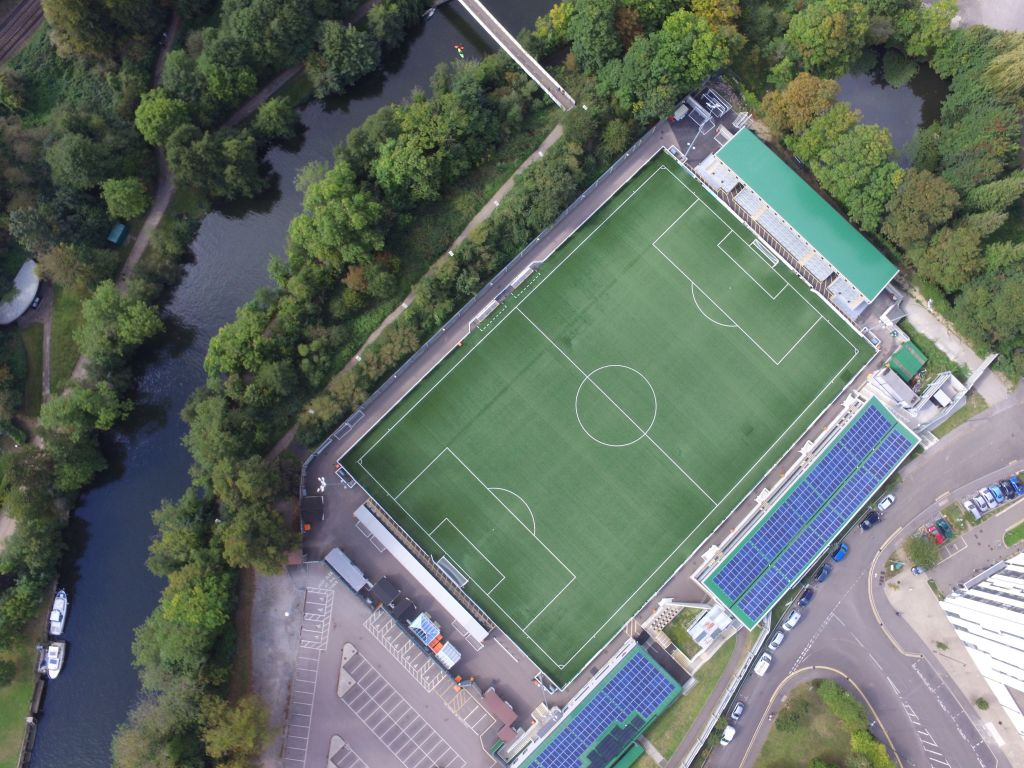 MBC seals deal on land with Maidstone United FC image