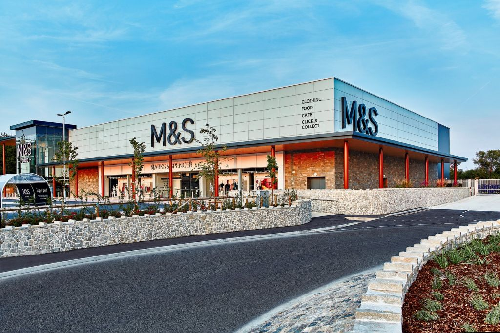 Maidstone welcomes new M&S store