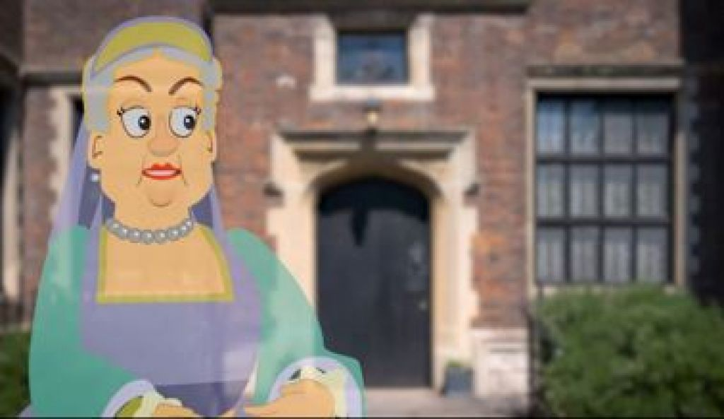 Join 'Lady Chilly' for a new way to see Maidstone Museum image