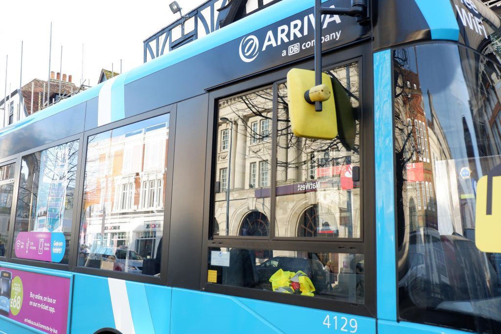 MBC facilitates Arriva to operate Park and Ride