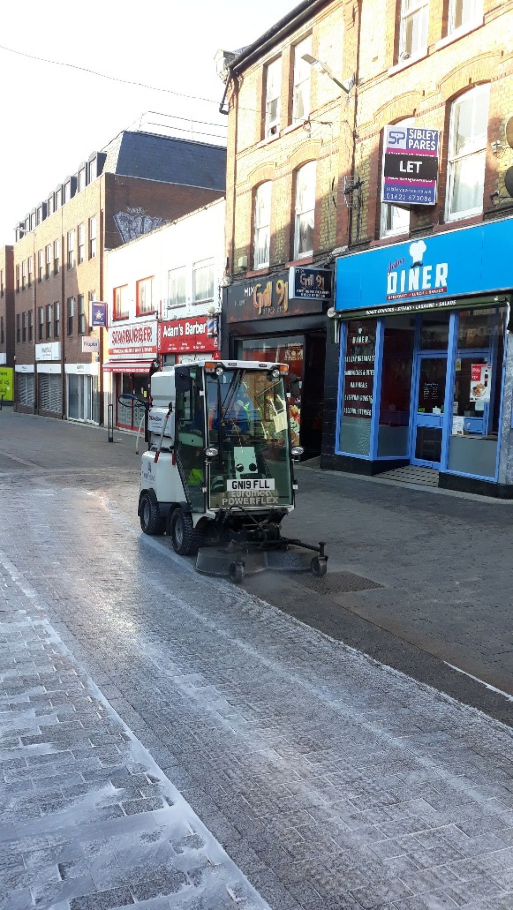 Routine Street cleansing to go ahead as planned
