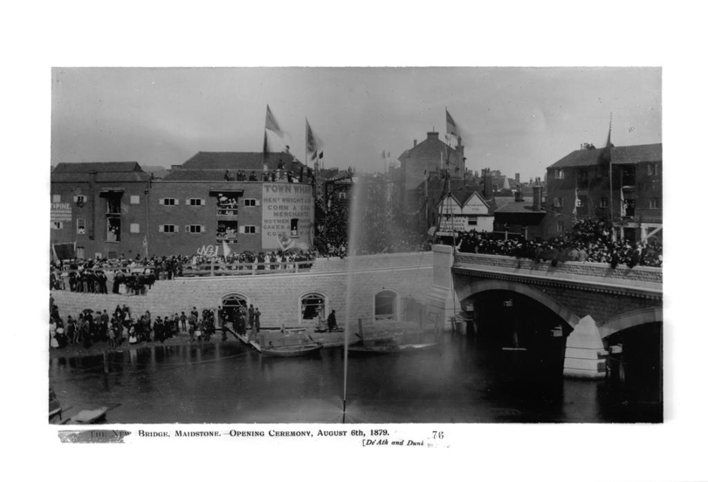 Maidstone Museum hosts  Bridge Works exhibition