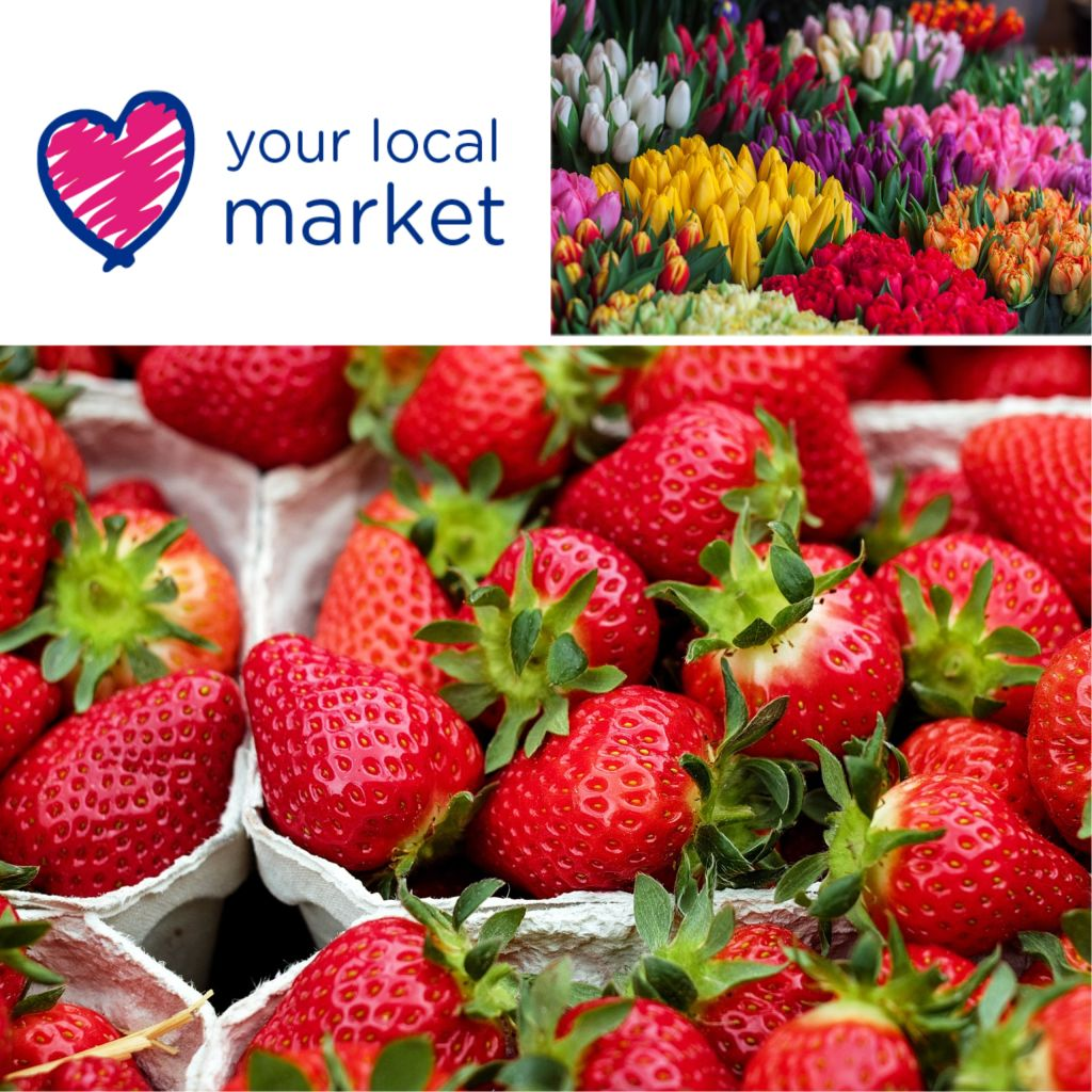 Love your Local at Maidstone Market with FREE stalls for traders image