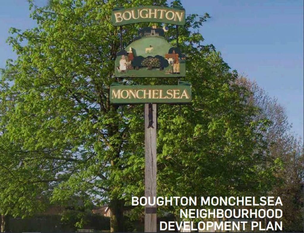 Boughton Monchelsea Neighbourhood Development Plan consultation