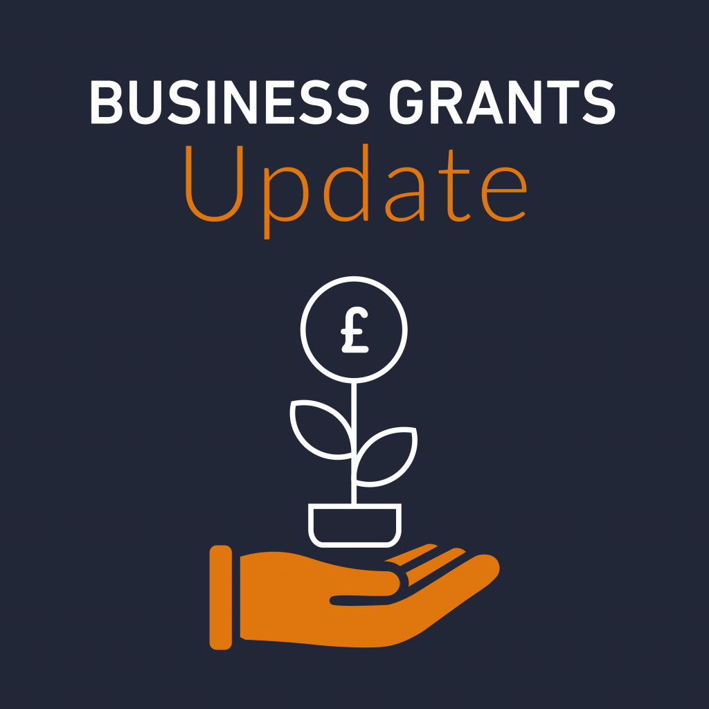 Businesses with reduced footfall urged to apply for business grants