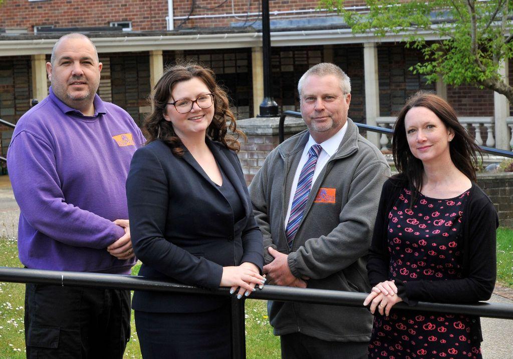 Maidstone Crematorium donates £10,000 to Mid Kent Mind image