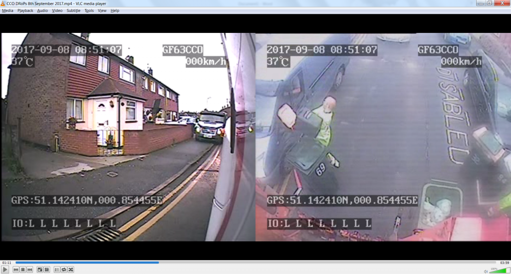 Maidstone Borough Council DROP the risk on driving recklessly image