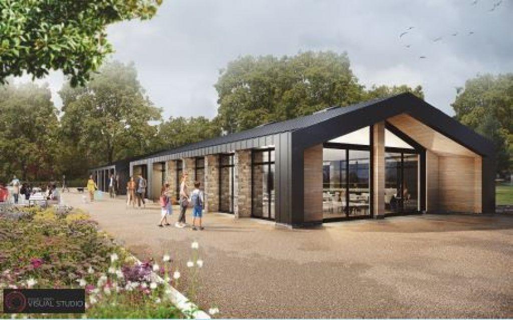 Works to start on Mote Park new café  image
