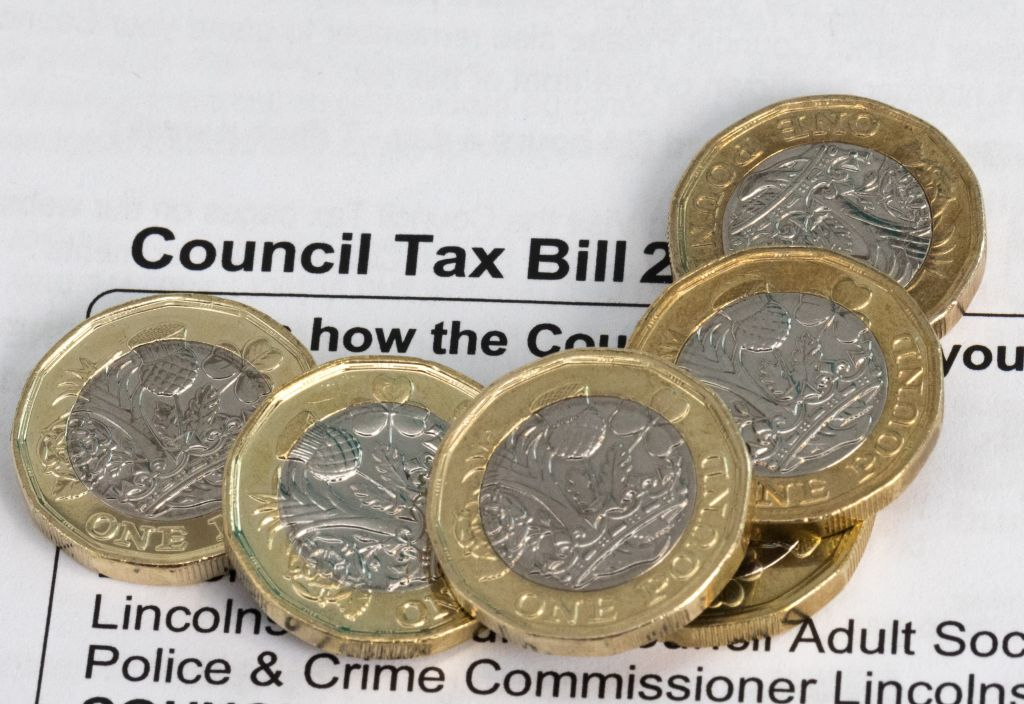 MBC Council Tax support for low income households image