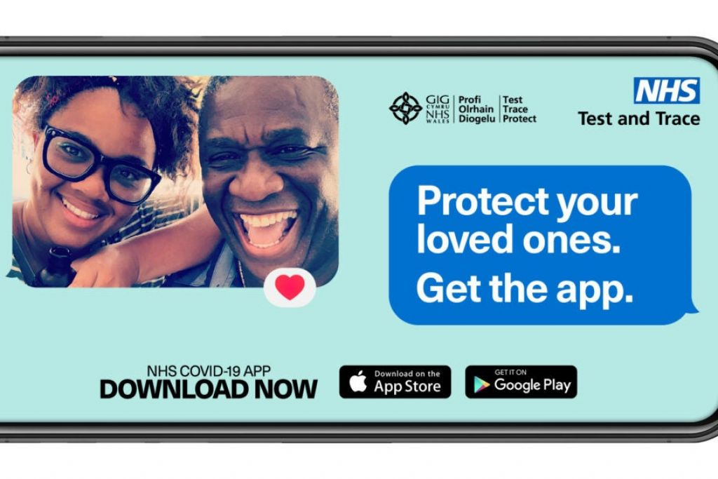 Download the NHS Covid-19 App today says MBC