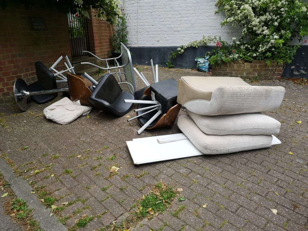 Fly-tipper Prosecuted
