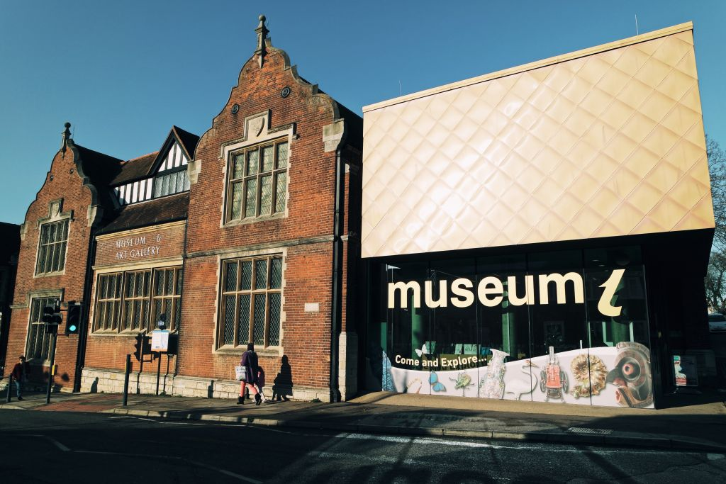Maidstone Museum all set to reopen Tuesday 14 July  image